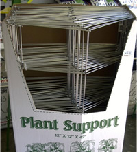 Folding Tomato Cage Plant Support